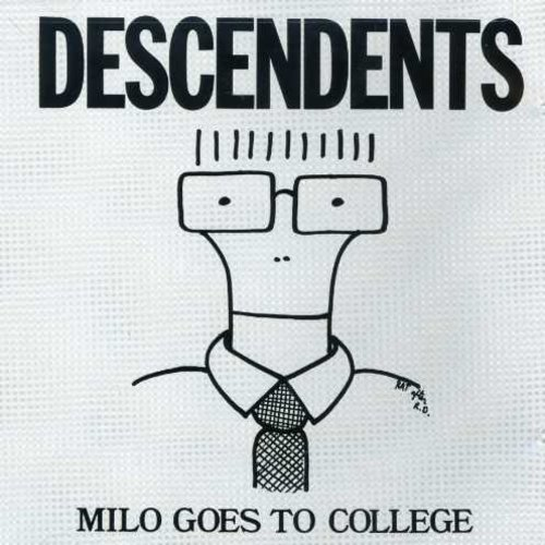 CD : Descendents - Milo Goes to College (CD)