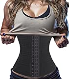 Chumian Weight Loss Hourglass Waist Trainer Body Shapers Sport Workout Tummy Control