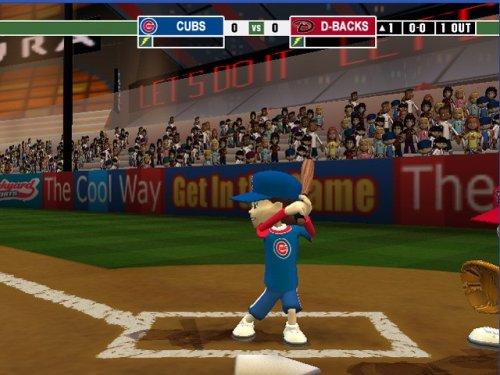 Amazon.com: Backyard Baseball 2009   PlayStation 2: Artist Not Provided:  Video Games
