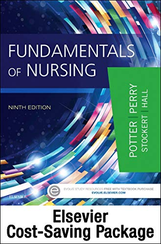 Fundamentals of Nursing - Text and Elsevier Adaptive Quizzing-Nursing Concepts Package