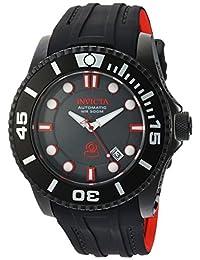 Invicta Men's 20205 Pro Diver Analog Display Automatic Self Wind Black Watch