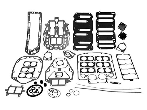 (Mercury Quicksilver 27-815791A92 Gasket Set-Powerhead- Made by Mercury Quicksilver)