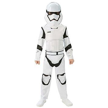 NET TOYS Disfraz Infantil Tropas de Asalto Traje Star Wars L ...