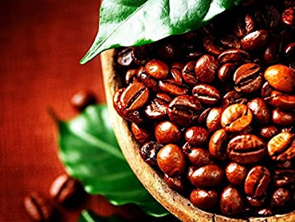 Blue Mountain Coffee 100 Jamaica Roasted Whole Beans