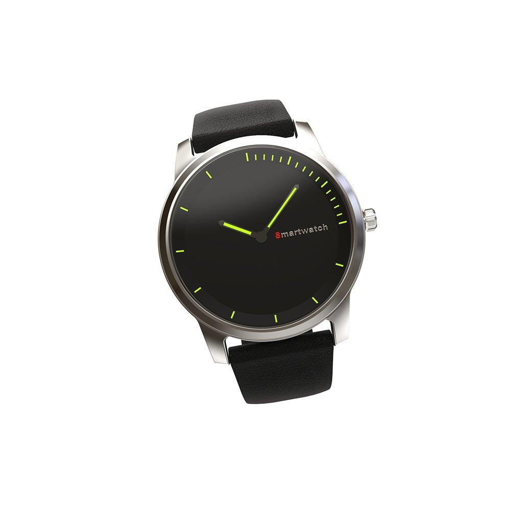 Wrisky DW20 Bluetooth Smart Watch Fashion Waterproof Sleep Monitor Step For Android IOS