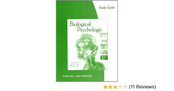 Study guide for kalats biological psychology 9780495809166 study guide for kalats biological psychology 9780495809166 medicine health science books amazon fandeluxe Image collections