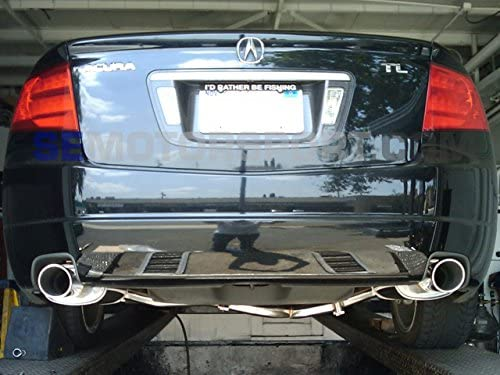 Exhaust Systems Cat-Back Systems Acura Tl 04 05 06 07 08 Tsudo Sp ...