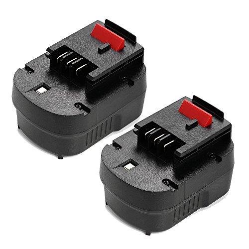 black and decker 12 volt battery - 5