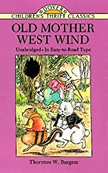 Old Mother West Wind (Dover Children's Thrift Classics)