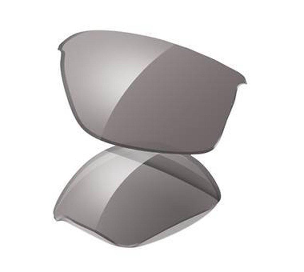 (オークリー) OAKLEY フラックジャケット用 交換レンズ B001N5VNMK US Free-(FREE サイズ) Slate Iridium Slate Iridium US Free-(FREE サイズ)