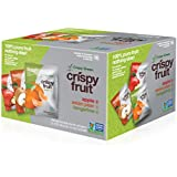 Crispy Green Freeze-Dried Fruits, Non-GMO, Gluten Free, No Sugar Added, Fruit, Fruit Variety Pack, 0.36 Ounce (16 Count)
