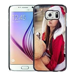 Fashion DIY Custom Designed Samsung Galaxy S6 Phone Case For Cute Asian Christmas Girl Phone Case Cover