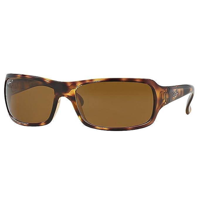 Ray-Ban Rb4075, Gafas de Sol para Hombre, Havana, 60: Amazon.es: Ropa y accesorios