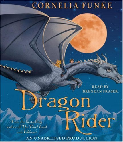 Dragon Rider by Listening Library (Audio)