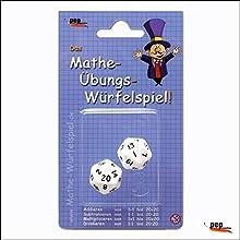 Mathe-Übungs-Würfelspiel!: Mathe-Würfelspiel! (Juego)