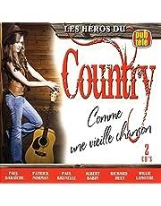 Les Héros du Country - Comme Une Vieille Chanson (2CD)