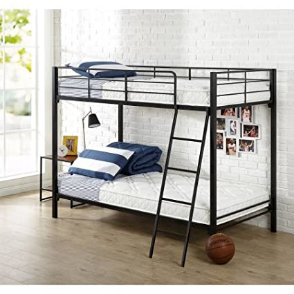 6 Inch Full Size Comfort Bunk Bed Spring Mattress Slumber 1 Durable