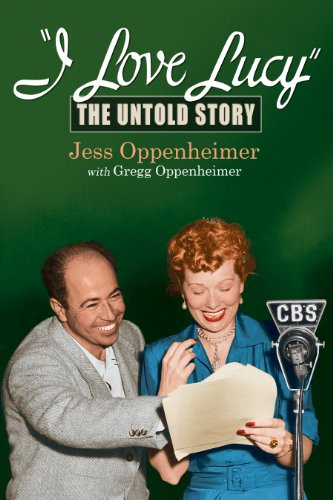 I Love Lucy Untold Story ebook product image