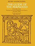 The Guide of the Perplexed, Vol. 1