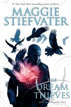 The Dream Thieves 054542495X Book Cover