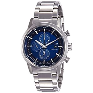 Citizen Eco-Drive Chronograph Men's Watch – CA0610-52L