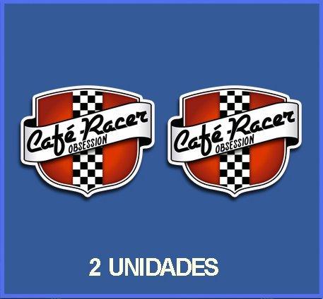 Pegatinas cafe racer