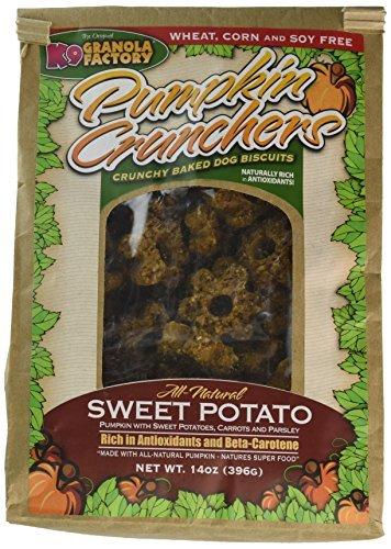 Pumpkin Crunchers Sweet Potato - 2