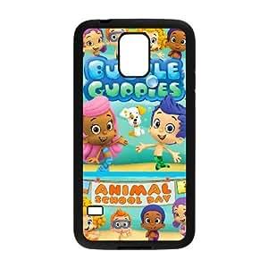 Unique Design Cases Samsung Galaxy S5 I9600 Cell Phone Case Bubble Guppies Tpsei Printed Cover Protector