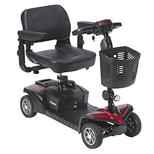 Drive Medical 4 Wheel Travel Scooter