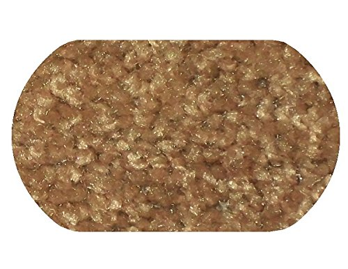 12'x17' CLASSIC OVAL - Light Amber Ale - Custom Carpet Area Rugs - 30 oz. ½