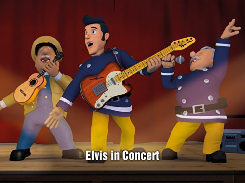 Elvis in Concert (Cancelled Tv Shows)