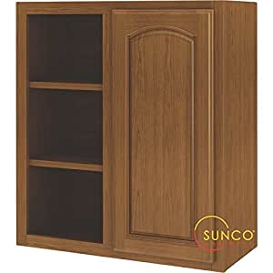 Kitchen cabinet blnd crnr 30in home improvement for Amazon kitchen cabinets