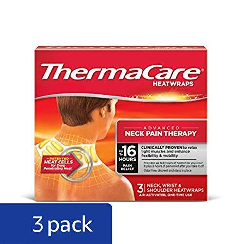 ThermaCare Heatwraps Neck Shoulder