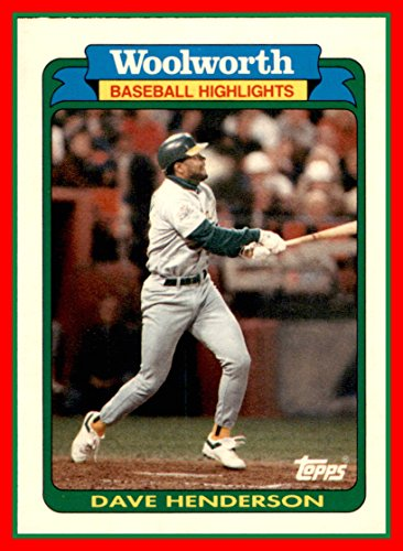1990-woolworths-topps-29-dave-henderson-rip-oakland-as-athletics