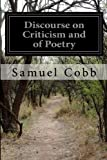 Discourse on Criticism and of Poetry, Samuel Cobb, 1499654073