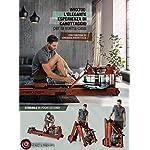Messeneuheit-2020-Vogatore-ad-acqua-con-funzione-pieghevole-brevettata-funzione-app-multiplayer-ed-eventi-video-I-con-cinghia-toracica-I-3-in-1-resistenza-allacqua-I-Rower-a-casa-in-vero-legno