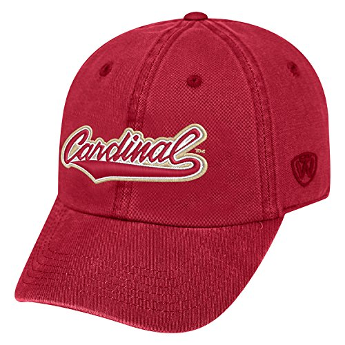 Top of the World Stanford Cardinal Official NCAA Adjustable Park Hat Cap 028064