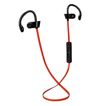 UxradG H5 - Auriculares inalámbricos con Bluetooth para Colgar en los Oídos, Deportivos, Resistentes