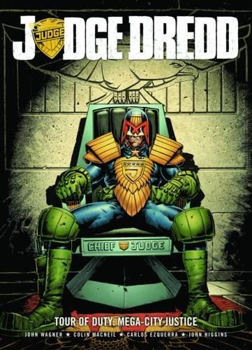 Judge Dredd Tour of Duty: Mega City Justice