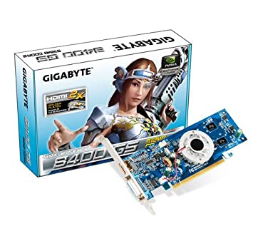 Amazon.com: Gigabyte GeForce 8400 GS 512 MB GDDR2 tarjeta ...