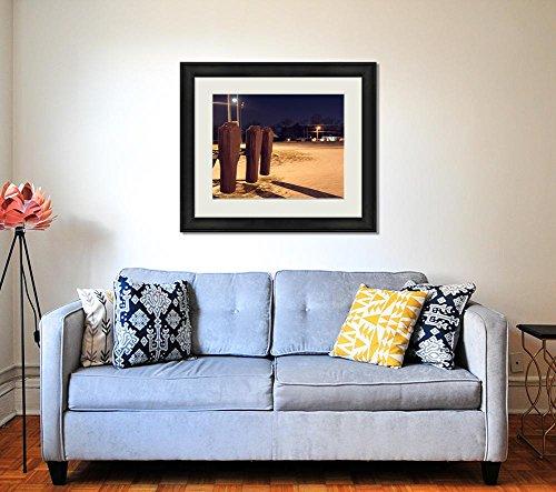 Ashley Framed Prints Sport Stadium, Wall Art Home Decoration, Color, 30x35 (frame size), AG6110296 by Ashley Framed Prints (Image #1)