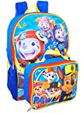 Nickelodeon Boys' Paw Patrol Lunch Backpack, Blue, One Size