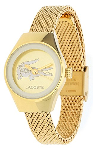 Lacoste Women Watch Valencia gold 2000876