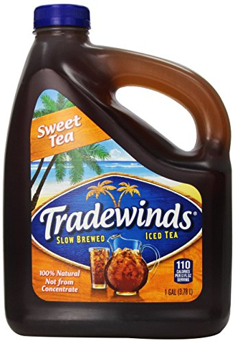 - Tradewinds Sweet Tea Gallon, 128 oz