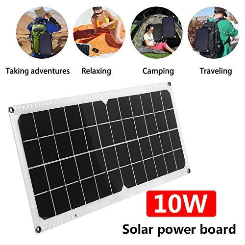 19 Centimetri Silicio Monocristallino AllAperto Energia Solare Fenghong Impianti di Ricarica Solare Durevole Celle Solari with 42 Camping e outdoor