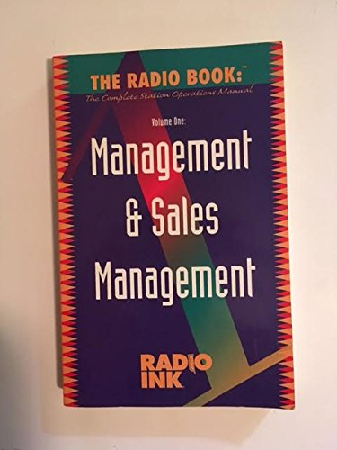 The Radio Book, Volume Two: Programming & Promotion