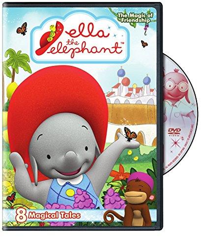 Ella The Elephant The Magic of Friendship 8 Magical Tales DVD Season 1 ()