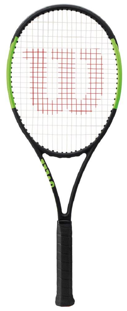 Wilson(ウイルソン) 硬式 テニスラケット BLADE 98 CV/S/L (ブレード98CV/S/L) [フレームのみ] グリップサイズG3  B01N9GK21F