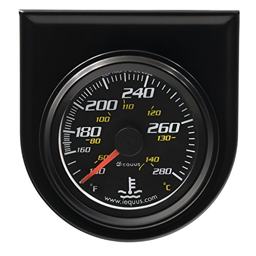 Equus 6242 Water Temperature Gauge - (Temp Gauge Kit)