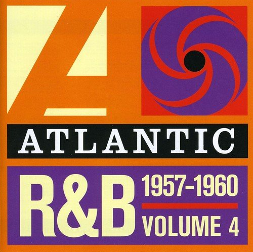 VARIOUS ARTISTS: Atlantic Rhythm & Blues 1957-1960,Vol. 4